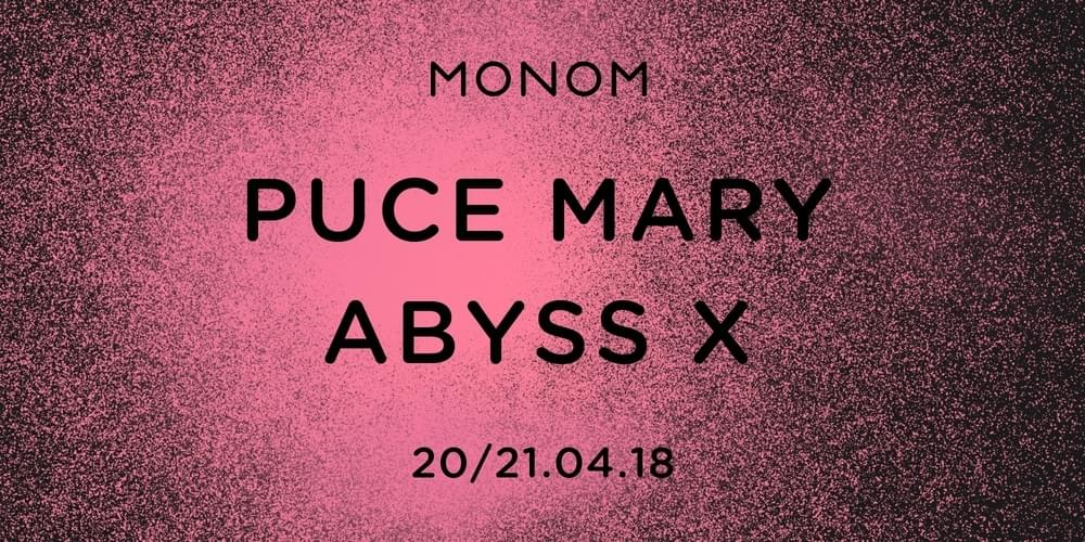 Tickets Puce Mary & Abyss X - Live in 4DSOUND,  in Berlin